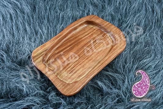 سینی دستساز چوبی