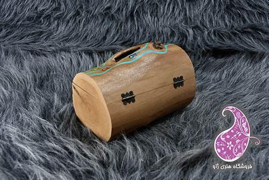 صندوقچه چوبی دستساز