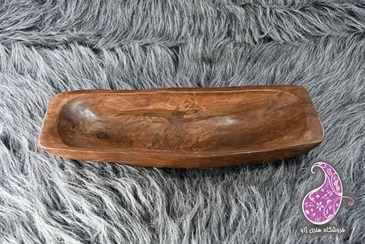 ظرف چوبی دستساز