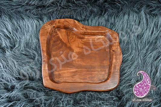 سینی چوبی دستساز
