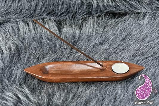 عودسوز جاوارمری چوبی