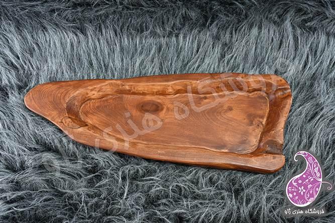 سینی چوبی دفرمه