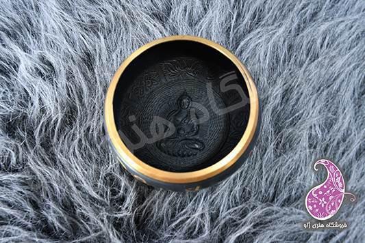 کاسه تبتی تک بودا