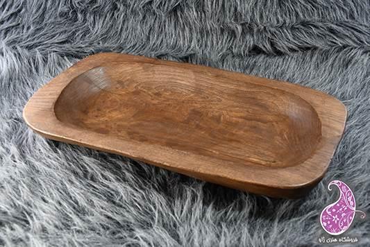 سینی چوبی بزرگ