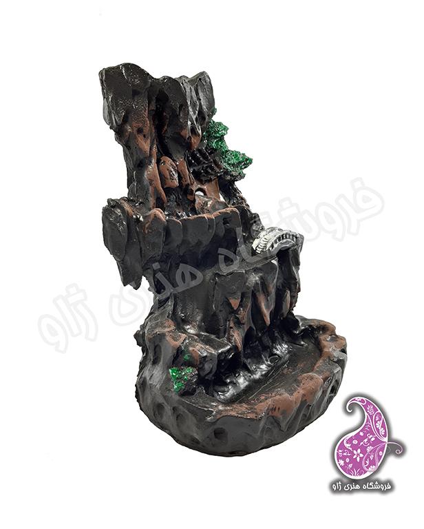 عودسوز آبشاری صخره