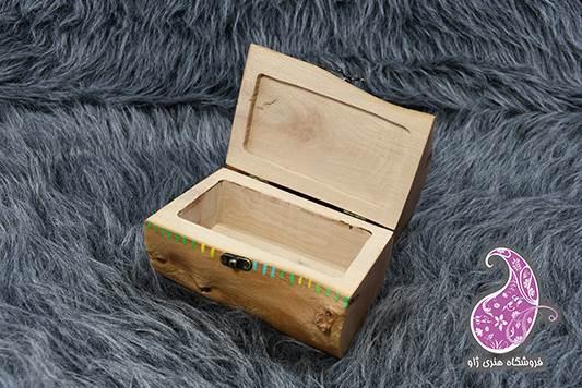 صندوقچه چوبی نقاشی شده