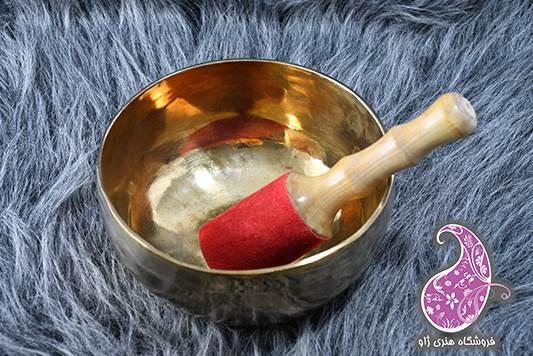 کاسه تبتی دستساز